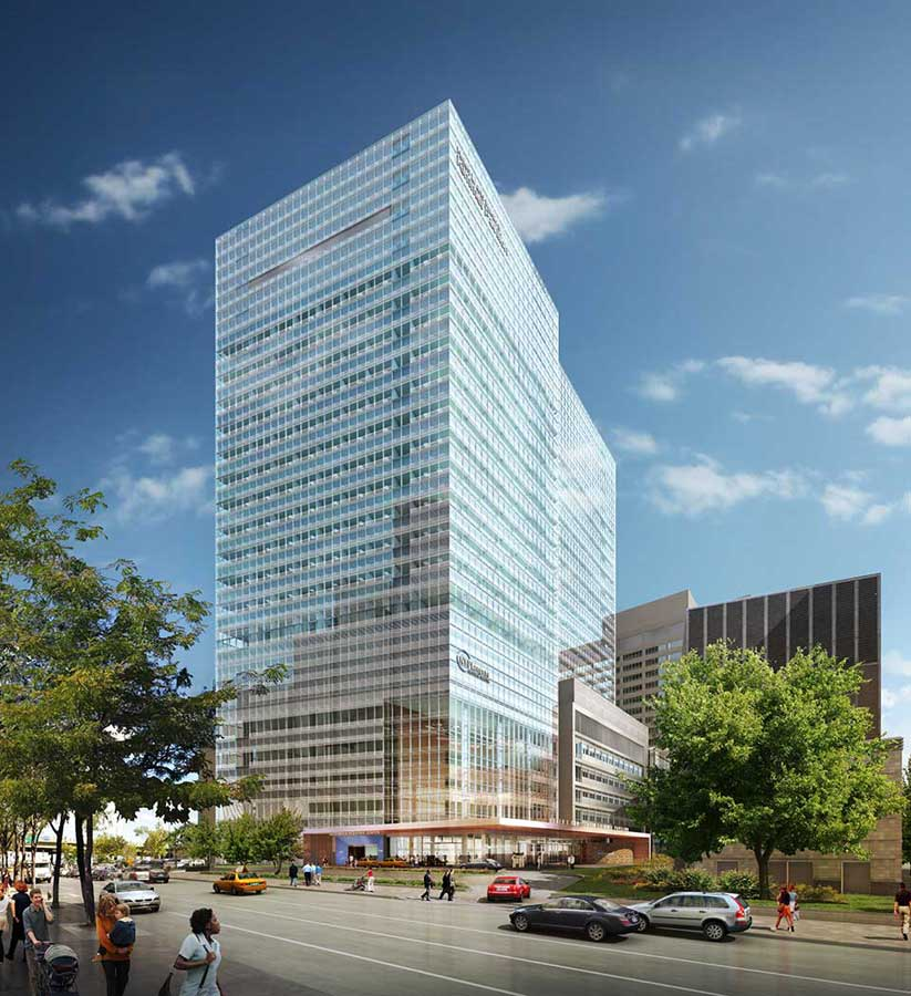 New york university redevelopment projects featured for Nyu tisch design